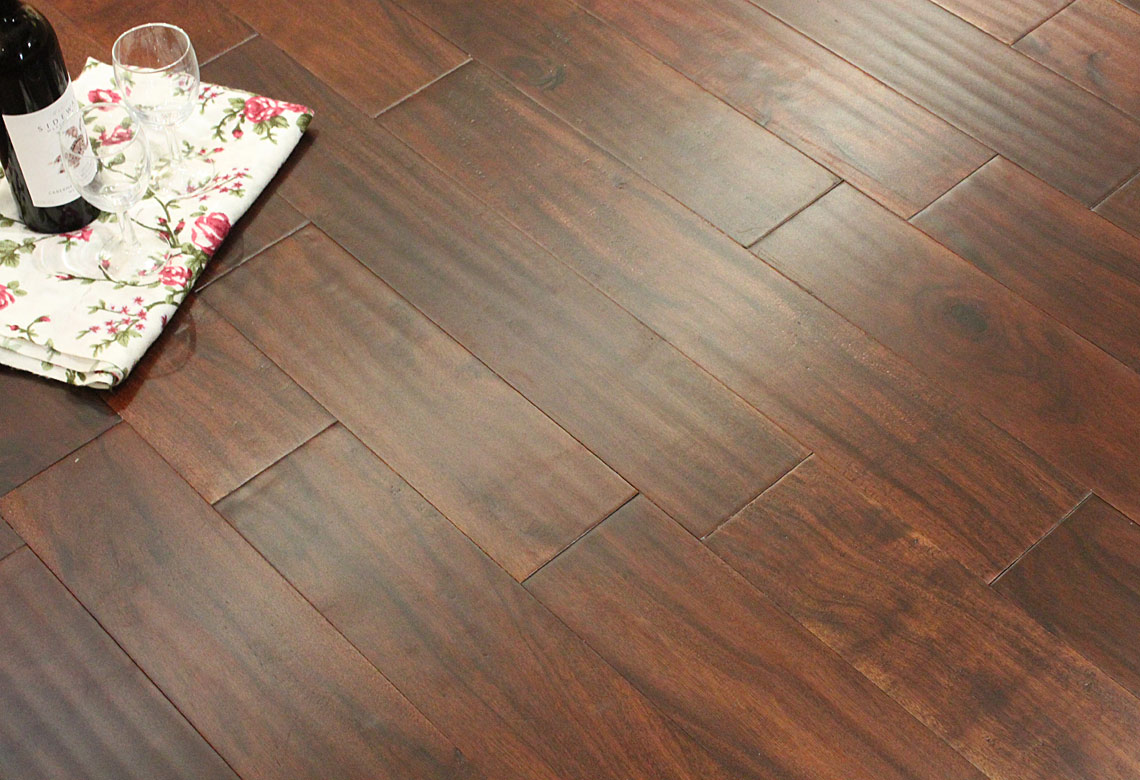 Heritage Plank Cognac Baroque Flooring
