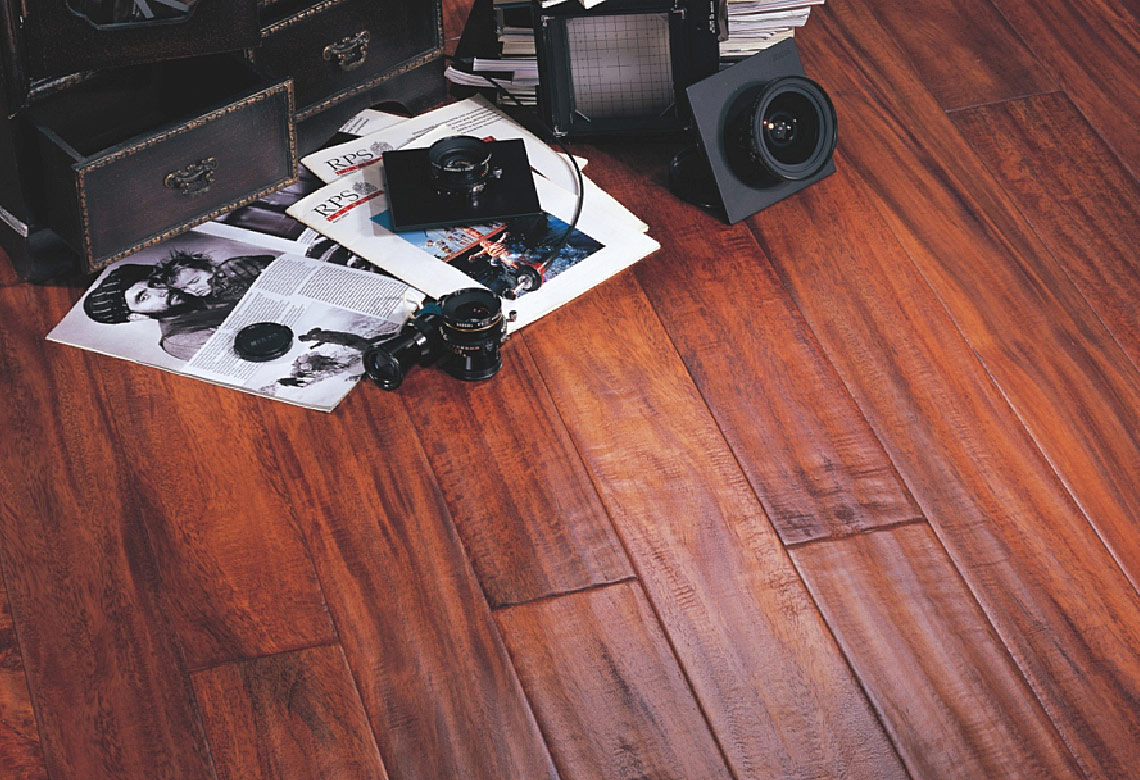 Heritage Plank Brandy Baroque Flooring
