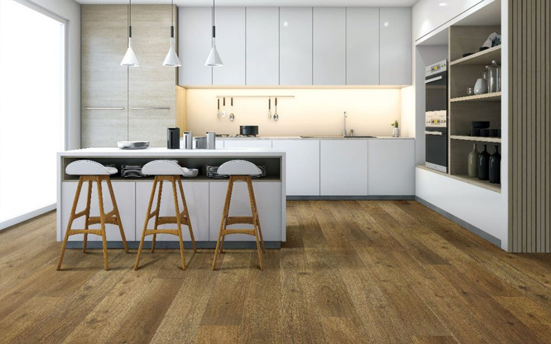 Waterproof Wood Floors