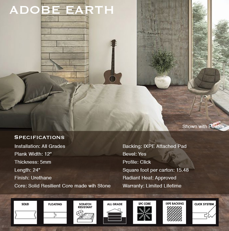 Adobe-Earth